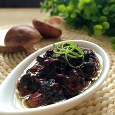 香菇豆豉酱