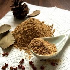 自制椒盐粉的做法