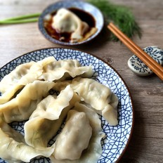 猪肉茴香饺子