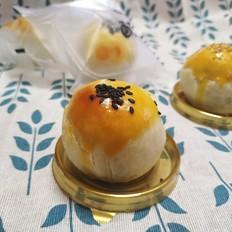 黄油版蛋黄酥