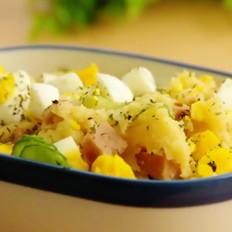 鸡蛋土豆沙拉