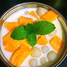 牛奶芒果小丸子