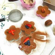 巧克力慕斯小蛋糕