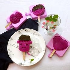 火龙果雪糕