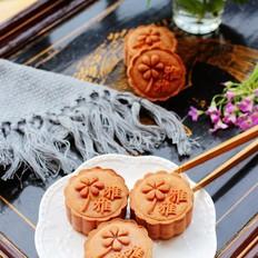 广式奶香月饼
