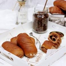巧克力面包(汤种)