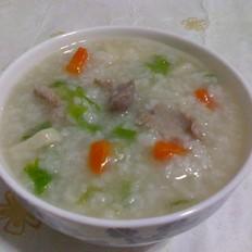 养胃蔬菜粥