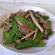 肉片茶树菇