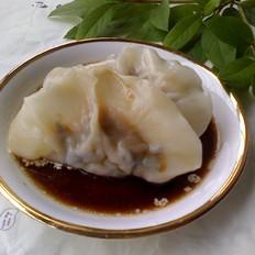 鱼肉馅饺子