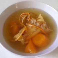 虫草花骨头汤