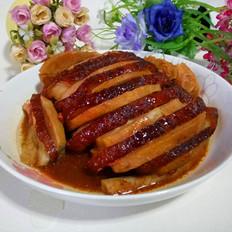香芋蒸扣肉