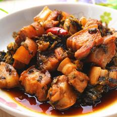 咸菜焖猪肉