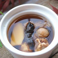 杜仲巴戟排骨汤