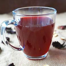 洛神乌梅茶