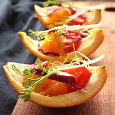 蔬果沙拉的做法