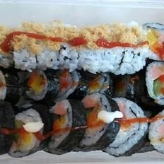 自制美味家常寿司