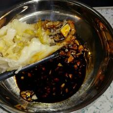 酸菜篓儿~来自东北的大素馅饺子