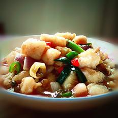 泡椒龙利鱼