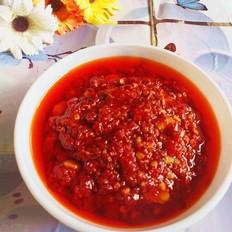 自制红油豆瓣