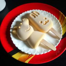 芒果雪糕的做法