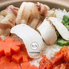 松茸鸡汤泡饭 牛佤松茸食谱
