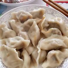 芹菜大肉饺子