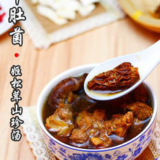 广东老火汤-羊肚菌姬松茸杂菌汤