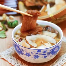 广东老火靓汤-竹笙粉葛海底椰汤