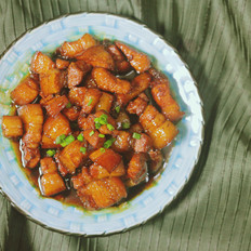 红烧肉下饭神菜