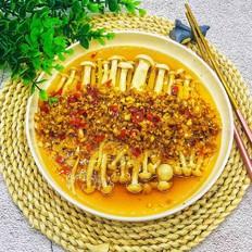 蒜蓉海鲜菇