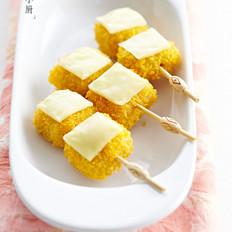 奶酪紅薯串的做法