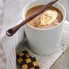 熱巧克力的做法