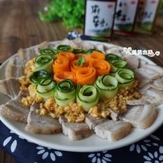 蒜泥白肉   很温暖的中国式口舌之欲