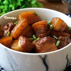 一碗好吃有颜值的红烧五花肉