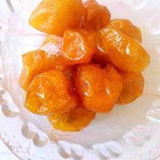 冰糖金橘蜜饯