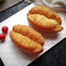 中式早餐~自制健康小油条