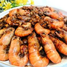 蒜香罗氏虾