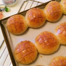 咸香土豆沙拉面包