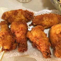 新奥尔良炸鸡