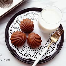 酸奶可可玛德琳