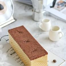 酥皮巧克力吐司的做法