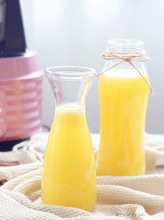 菠萝雪梨汁的做法