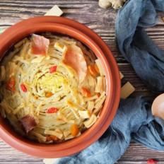 火腿瑶柱炖大白菜