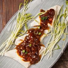 Vitamix版蟹黄豆腐饺