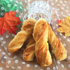 椰蓉面包条