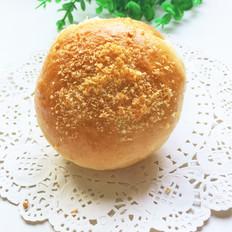 中种椰丝豆沙面包