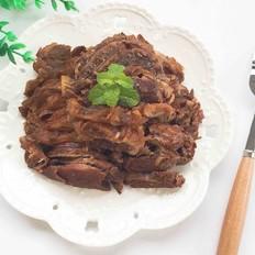 卤牛肉#秋季保胃战#的做法