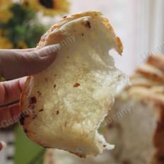 蔓越莓奶酪千层面包
