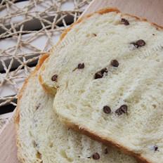 蜜豆面包卷的做法