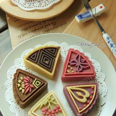 花式桃山月饼